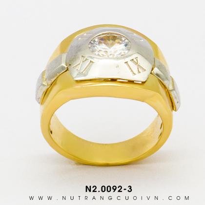 Nhẫn Nam N2.0092-3