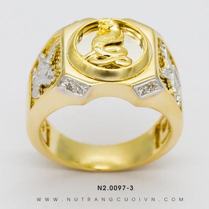 Nhẫn Nam N2.0097-3