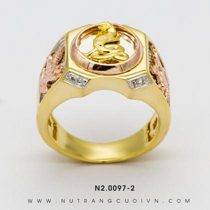 Nhẫn Nam N2.0097-2