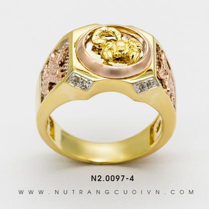 Nhẫn Nam N2.0097-4