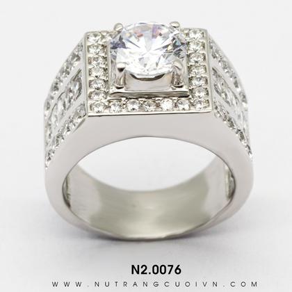 Nhẫn Nam N2.0076