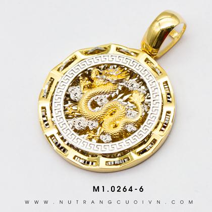 Mặt Dây Chuyền M1.0264-6