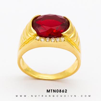 Nhẫn Nam MTN0862