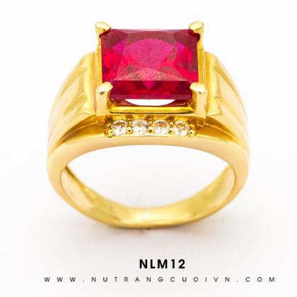 Nhẫn Nam NLM12