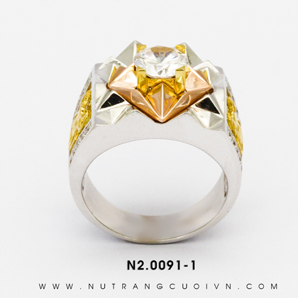Nhẫn Nam N2.0091-1