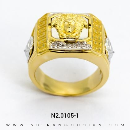 Nhẫn Nam N2.0105-1