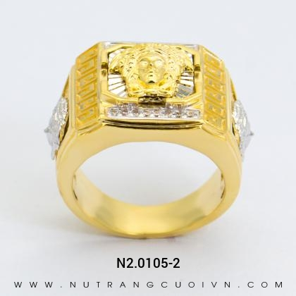 Nhẫn Nam N2.0105-2
