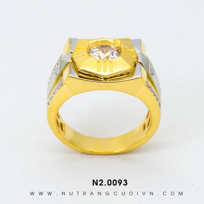 Nhẫn Nam N2.0093