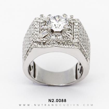 Nhẫn Nam N2.0088