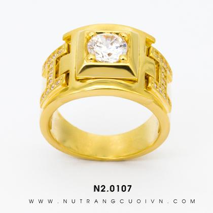 Nhẫn Nam N2.0107