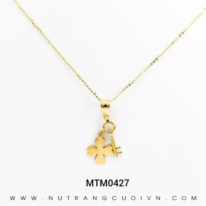 Mặt Dây Chuyền MTM0427