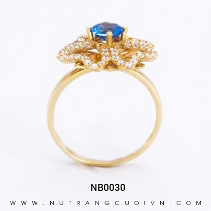 Nhẫn Kiểu Nữ NB0030