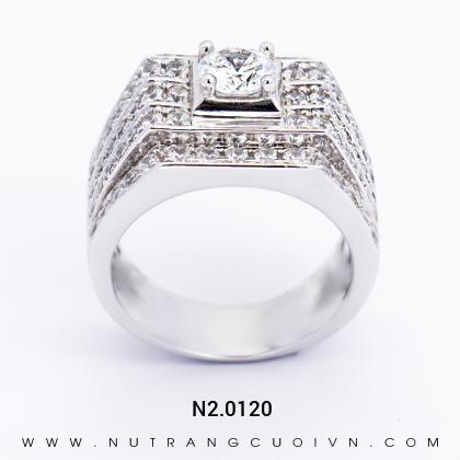 Nhẫn Nam N2.0120