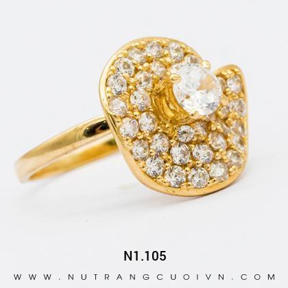 Nhẫn kiểu nữ N1.105