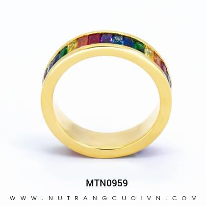 Nhẫn Nam MTN0959
