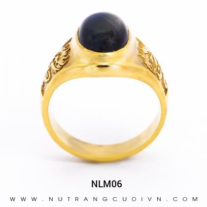Nhẫn Nam NLM06