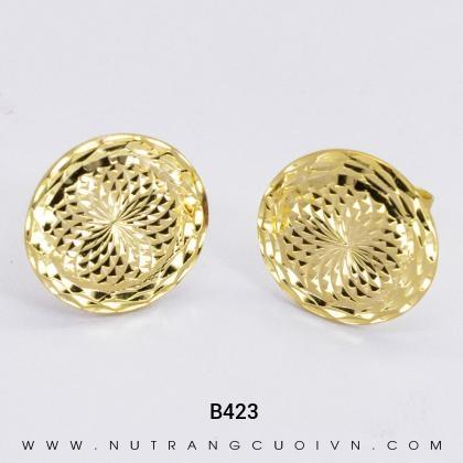 Bông Tai B423
