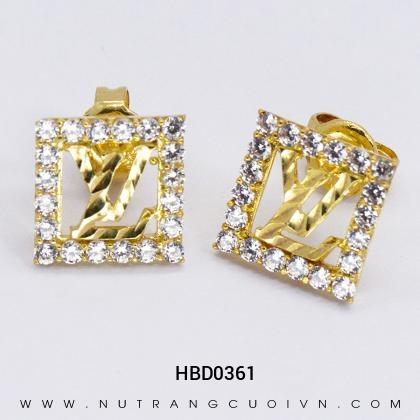 Bông Tai HBD0361