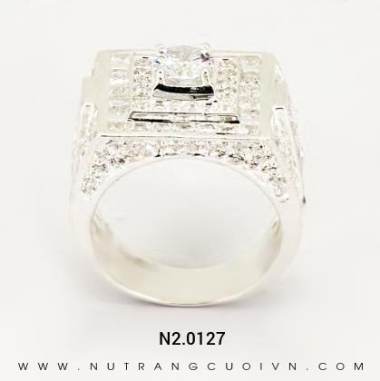 Nhẫn Nam N2.0127