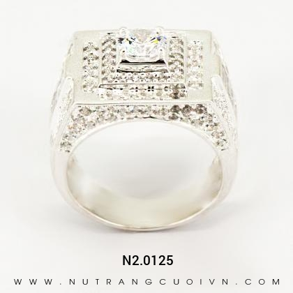 Nhẫn Nam N2.0125