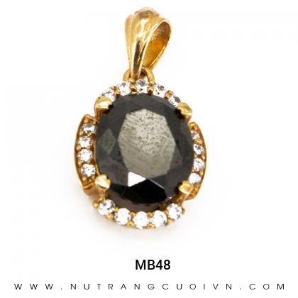 Mặt Dây Chuyền MB48