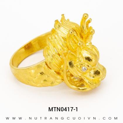 Nhẫn Nam MTN0417-1