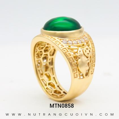 Nhẫn Nam MTN0858