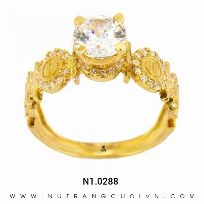 Nhẫn kiểu nữ N1.0288