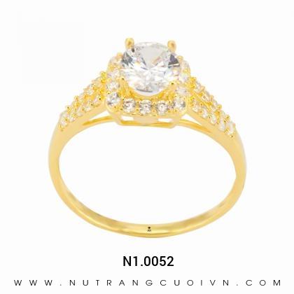 Nhẫn nữ đẹp N1.0052