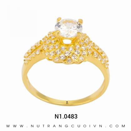Nhẫn Nữ N1.0483