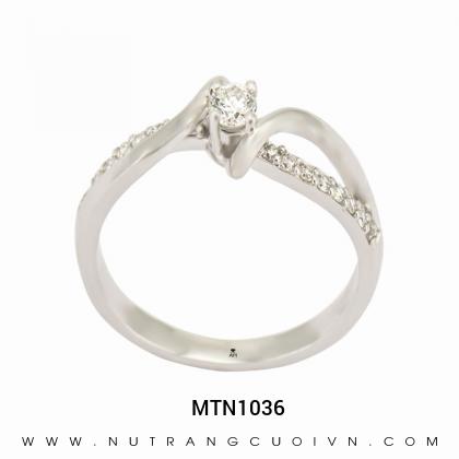 Nhẫn Kiểu Nữ MTN1036