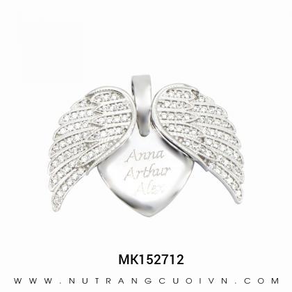 Mặt Dây Chuyền MK152712