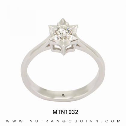 Nhẫn Kiểu Nữ MTN1032