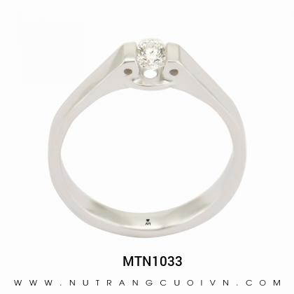 Nhẫn Kiểu Nữ MTN1033