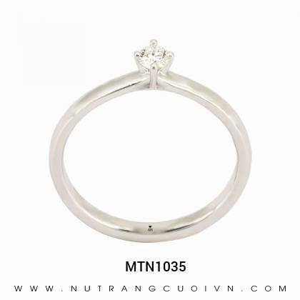 Nhẫn Kiểu Nữ MTN1035