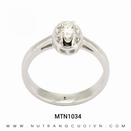 Nhẫn Kiểu Nữ MTN1034
