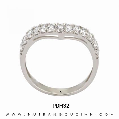 Nhẫn Kiểu Nữ PDH32