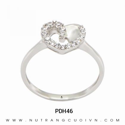 Nhẫn Kiểu Nữ PDH46