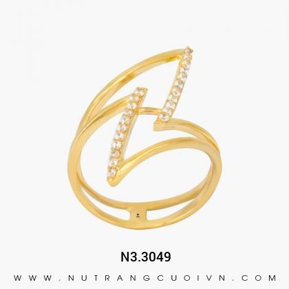 Nhẫn Kiểu Nữ N3.3049