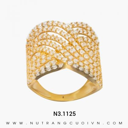 Nhẫn Kiểu Nữ N3.1125