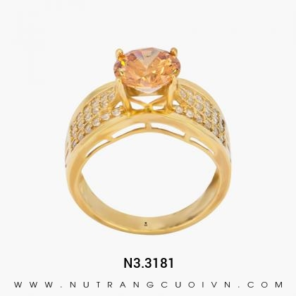 Nhẫn Kiểu Nữ N3.3181
