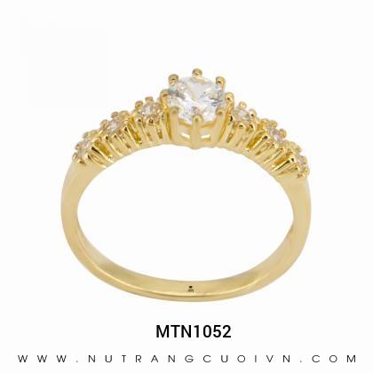 Nhẫn Kiểu Nữ MTN1052