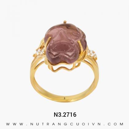 Nhẫn Kiểu Nữ N3.2716