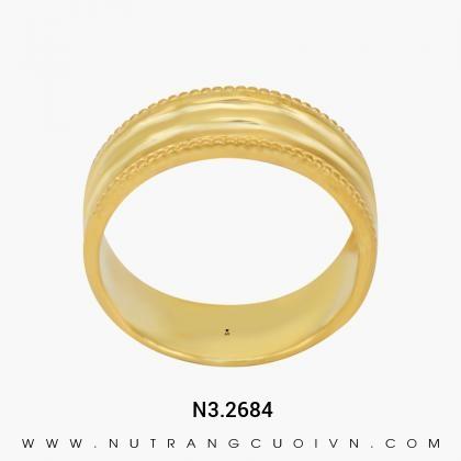 Nhẫn Kiểu Nữ N3.2684