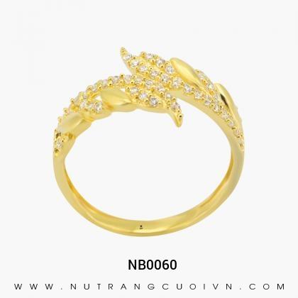 Nhẫn Kiểu Nữ NB0060