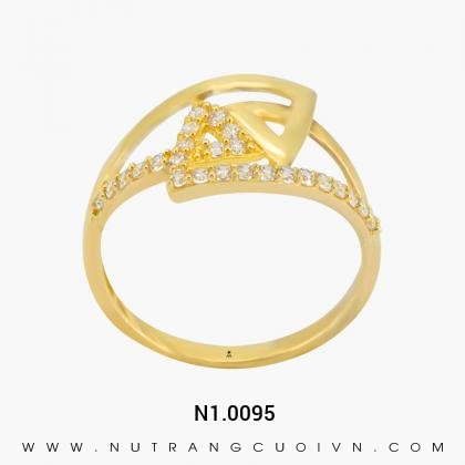 Nhẫn Kiểu Nữ N1.0095