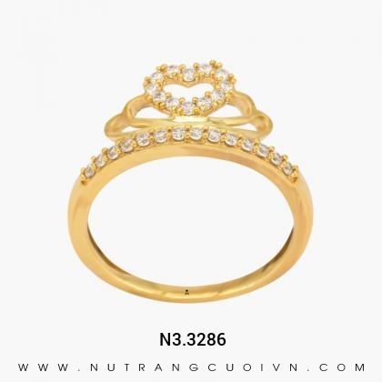 Nhẫn Kiểu Nữ N3.3286