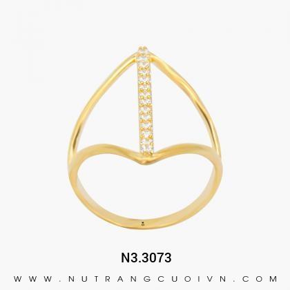 Nhẫn Kiểu Nữ N3.3073