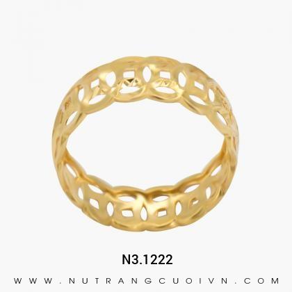 Nhẫn Kiểu Nữ N3.1222