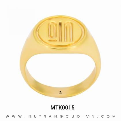 Nhẫn Nam MTK0015
